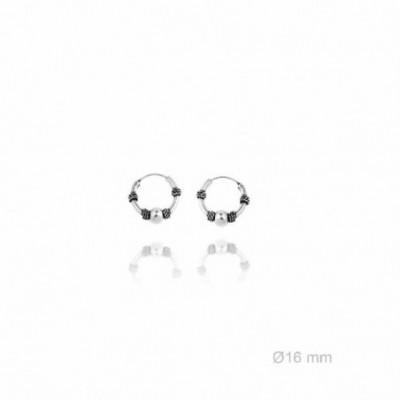 PENDIENTES PLATA - 146250